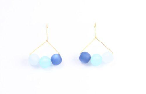 Triolet demi-cercle Polaris éléments®, bleues