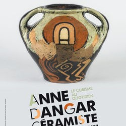 Exposition Anne Dangar au musée de Valence