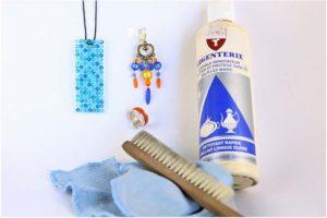 Conseils d'entretien et de nettoyage de vos bijoux Hanaya Bijoux