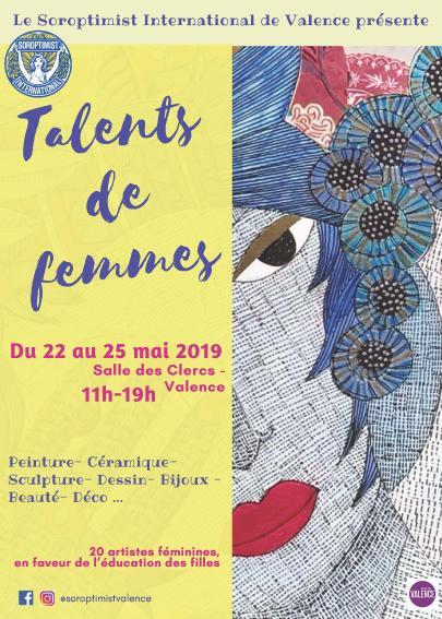 "Salon Soroptimist ""Talents de femmes"""